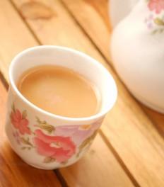 Буклет: Tea Cream