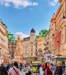 Landing page + прототип: Travel-девичник в Австрии