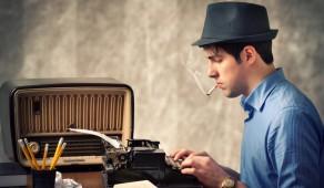 Что делать, когда требуется автор статей в журнал