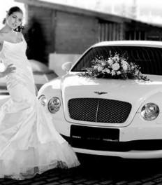 Текст на заказ: лимузины на свадьбу